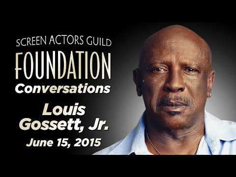 Sample video for Louis Gossett, Jr.