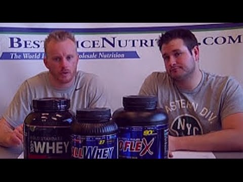 Video Whey Protein Side Effects, Dangers & Benefits