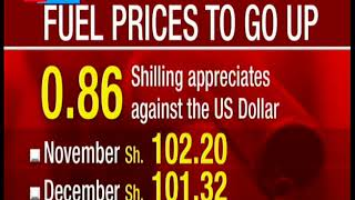 Fuel prices to go up following increase on global crude prices