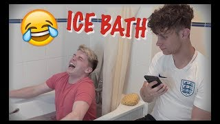 ICE BATH CHALLENGE - Q&A