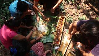 Karen People Jungle Picnic - Baw Kaw - VLOG 15