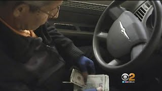 Goldstein Investigation: Parking Attendants Near LAX Take Money, Other Items From Cars