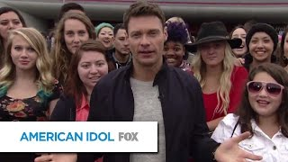 Inside the Idol Auditions with Ryan Seacrest - AMERICAN IDOL XIV - Video Youtube
