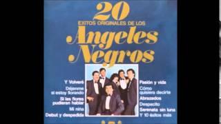 Y Volvere - Los Angeles Negros