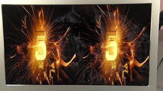 Digitaler Bilderrahmen 12 Zoll Full-HD - Foto, Video, Musik