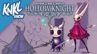 Digital Painting Tutorial | Hollowknight Hornet!! (1hr+ FULL Process!)