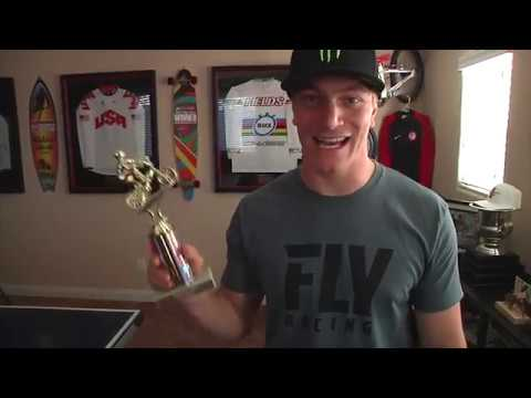At Home with 2017 USA BMX National #1 Pro Connor Fields