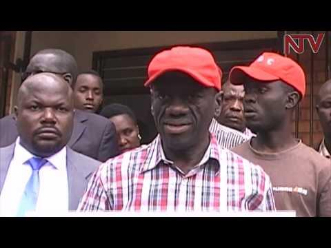 Besigye, Amuriat Mbarara case adjourned to 2019