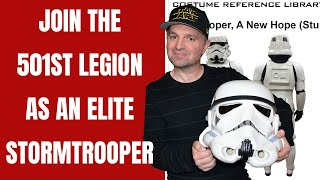 How to get your Stormtrooper approved to join the 501st Legion
