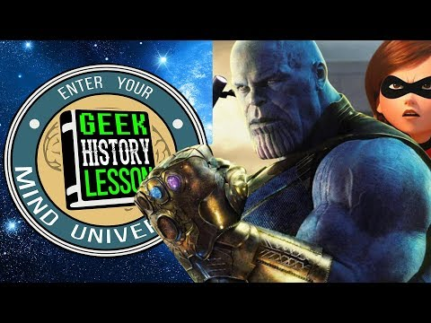 Best of 2018 - Geek History Lesson