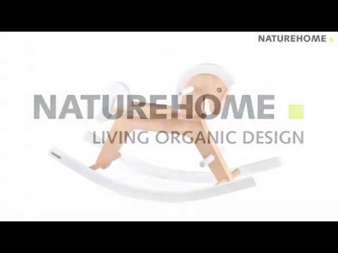NATUREHOME GmbH | Schaukelpferd | Spielwaren | Schaukelspielzeug | Holzspielzeug