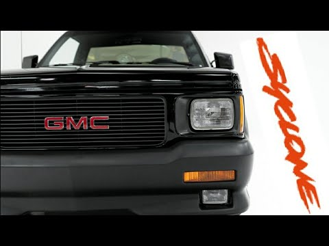 The GMC Syclone Pickup Truck Sleeper