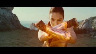 Чудо-Женщина - второй трейлер
