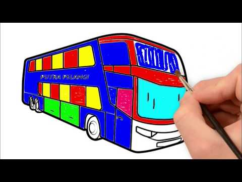 Download Mp3 Belajar Menggambar Mainan Anak Truk Pengangkut Mobil
