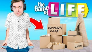 I Am COMPLETELY BROKE Now! (Game Of Life)