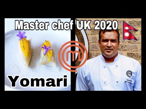 Yomari in MasterChef image
