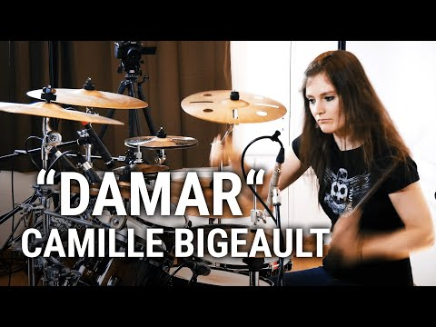 Meinl Cymbals - Camille Bigeault -
