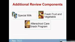ODE: Child Nutrition Program Administrative Review