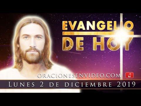 Evangelio de HOY lunes 02 Diciembre  La Fe del Centurión.