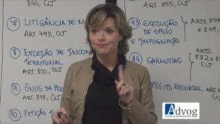 ASPECTOS PROCESSUAIS DA REFORMA TRABALHISTA