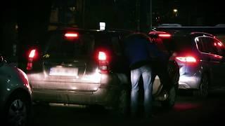 Jak złodzieje wykorzystują zakorkowane skrzyżowania? #Złodzieje