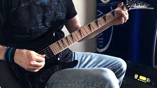 """""""The Rock That Makes Me Roll"""" by Stryper (Full Guitar Cover)"""