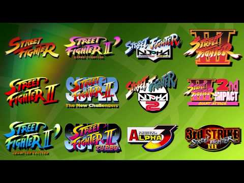Capcom anuncia Street Fighter 30th Anniversary Collection