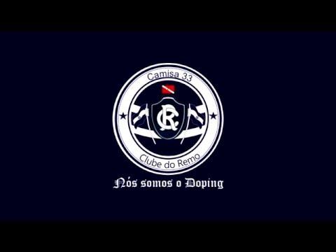 """""""Hoje à noite aqui na selva"""" Barra: Camisa 33 • Club: Remo"""