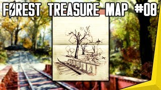 Fallout 76 - Forest Treasure Map #08 - Location Guide