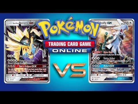 Dusk Mane Necrozma GX / Garbodor  VS 4X Random Decks – Pokemon TCG Online Game Play