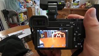 Sony HVL-F20M Flash Unboxing and Review