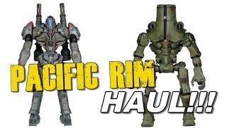 NECA Pacific Rim Series 3 Jaeger HAUL!!!