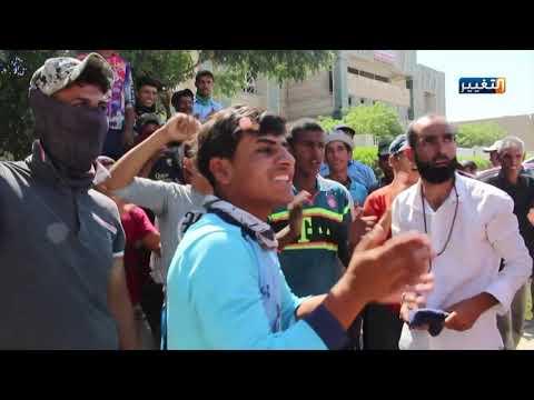 شاهد بالفيديو.. عمال بلدية المحاويل في بابل بلا رواتب منذ أشهر