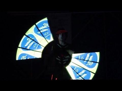 MetanoiaShow (світлодіодне шоу), відео 4