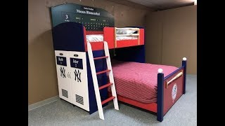 Baseball Loft Yankee Style 1
