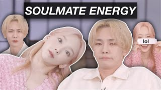 Key and Taeyeon Sharing a Single Braincell