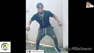 Diamond Platnumz Ft Fally Ipupa   Inama Challenge ( KIBASKELI CHALLENGE DANCE)