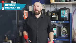 How to DEGREASE car parts and driveway