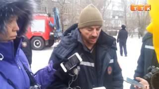 В Шахане прошли похороны погибших при разрушении дома