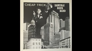 Cheap Trick - Samurai Rock Band (FULL ALBUM) (VINYL)