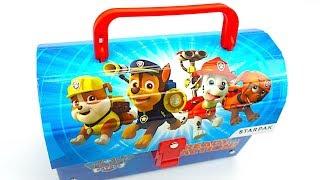 Щенячий патруль игрушки, сюрпризы, наклейки  Видео для детей щенячий патруль