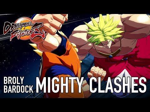 Bande-annonce de lancement pour Bardock et Broly de Dragon Ball FighterZ