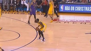 Draymond Gets Disrespected By Lakers And Still Misses Wide Open Shots! Warriors vs Lakers