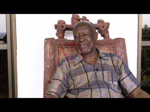 LIVING HISTORY: Meet John Nagenda and his love for the pen