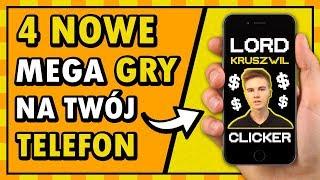 GRA O KRUSZWILU na TELEFON! 💰 (4 NOWE SUPER GRY na TELEFON) 📱