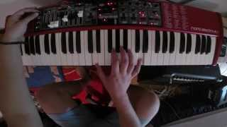 Hyacinth House Keyboard Cover By: The Doors