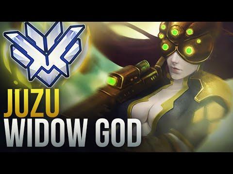 JUZU - WIDOWMAKER GOD - Overwatch Montage