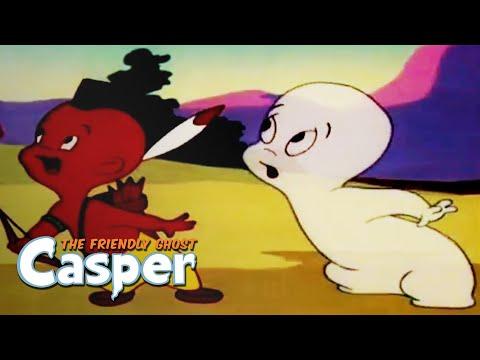 Casper Classics | Boos and Arrows / Starting from hatch | Casper The Ghost Full Episode