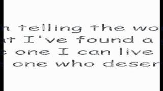 Telling the world - Taio Cruz ~ Lyrics ~