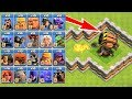 Which Troops Is Best All Troops Vs Boom Beach Rocket Launcher On COC